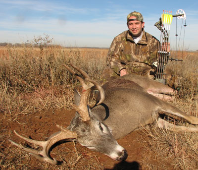 Whitetails Still Rutting in Kansas