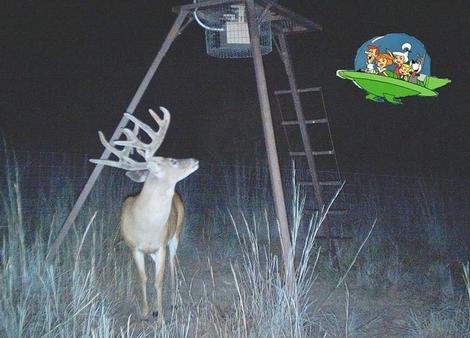 Deer Hunter Spots UFO in Dublin, Texas