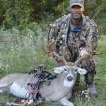 Warden Takes Kaufman County Monster Buck